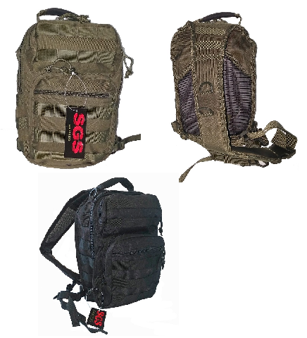 Small assault pack