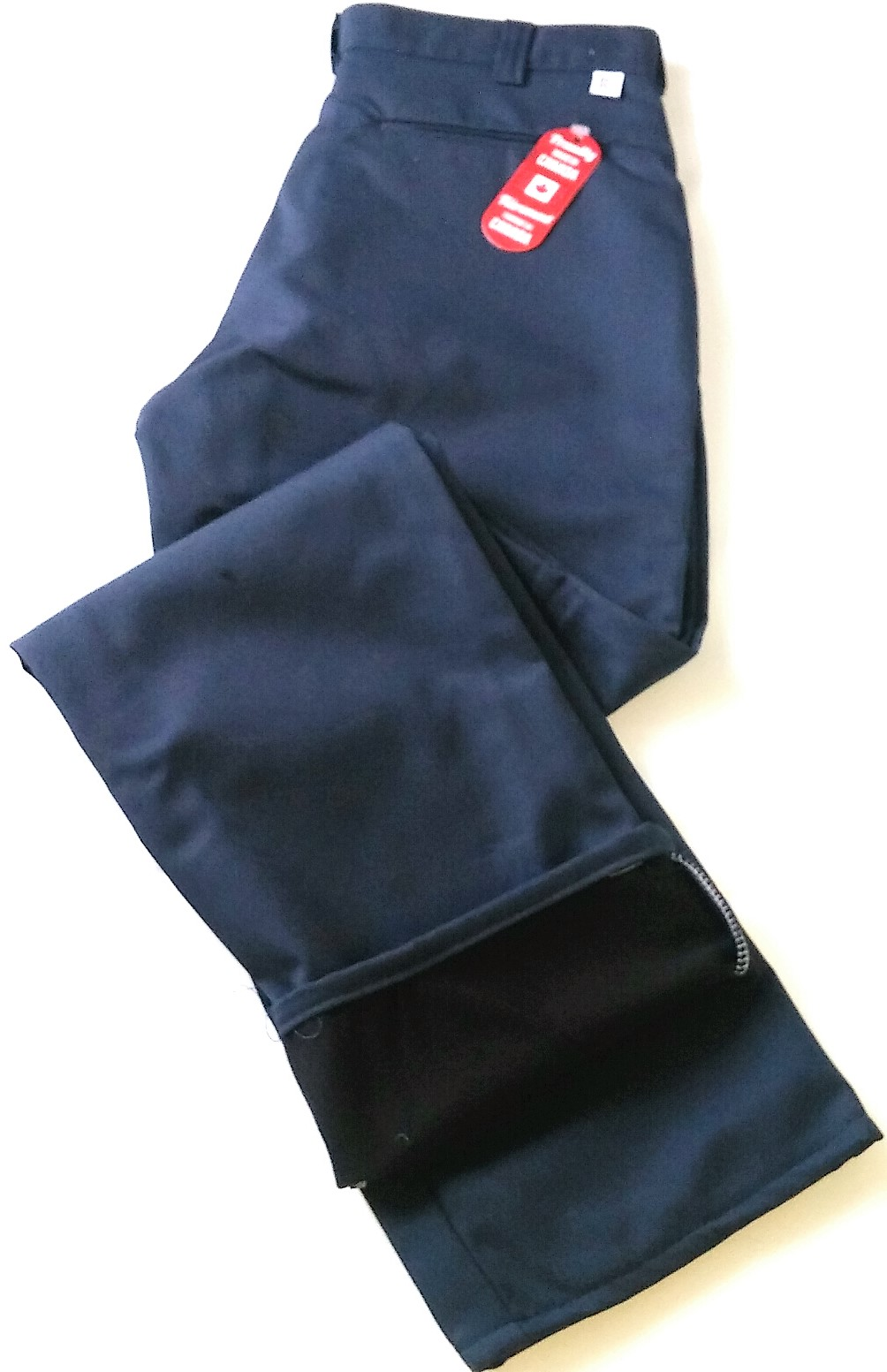 Big bill work pant with  micro fleece liner (2147)
