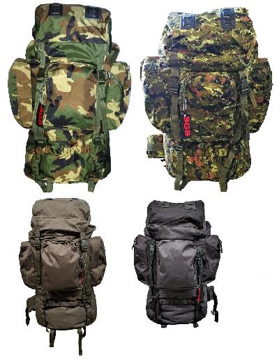 Combat rucksack SGS