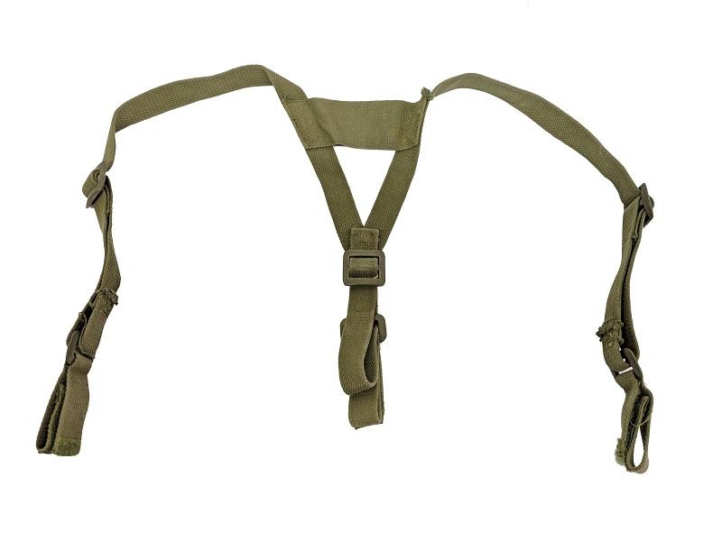 Canadian combat suspenders used
