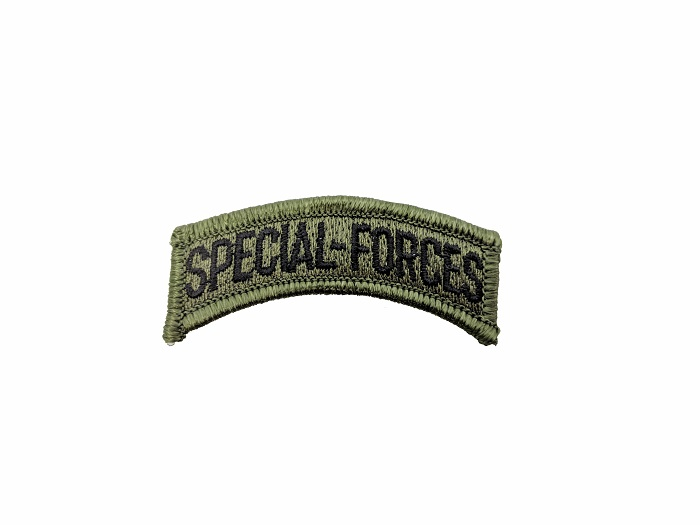 """""""Special-forces"""" patch"""