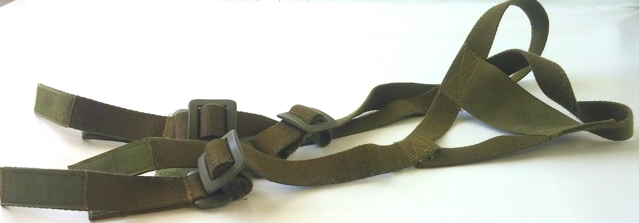 Canadian combat suspenders new