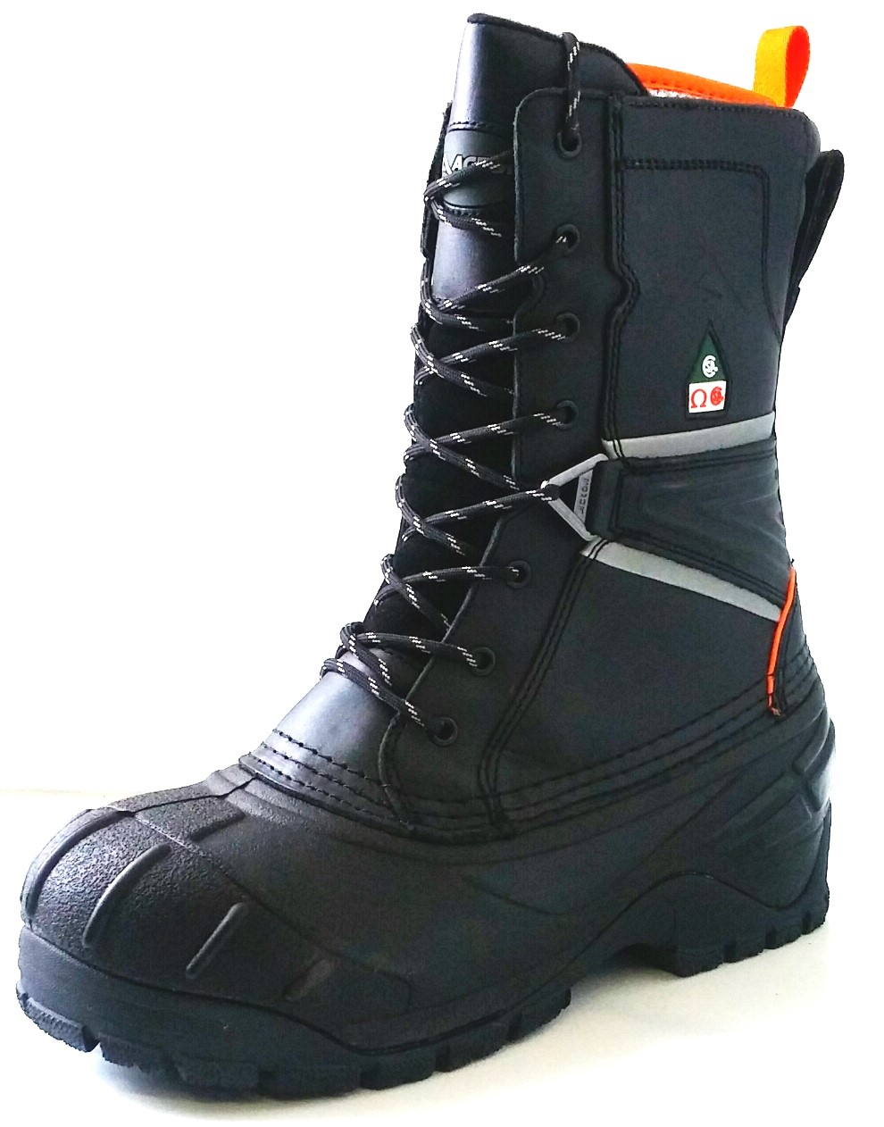Acton Fighter boot
