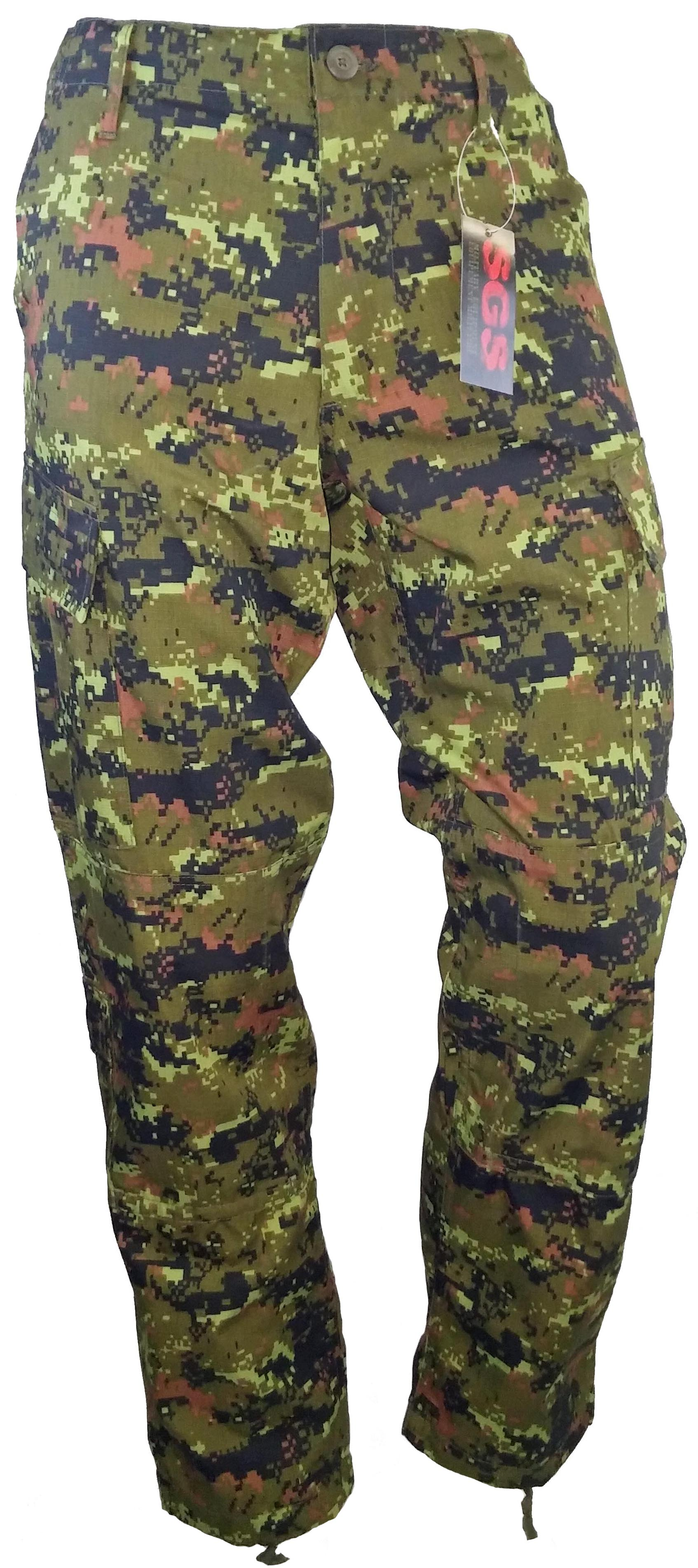SGS Acu combat pants digital