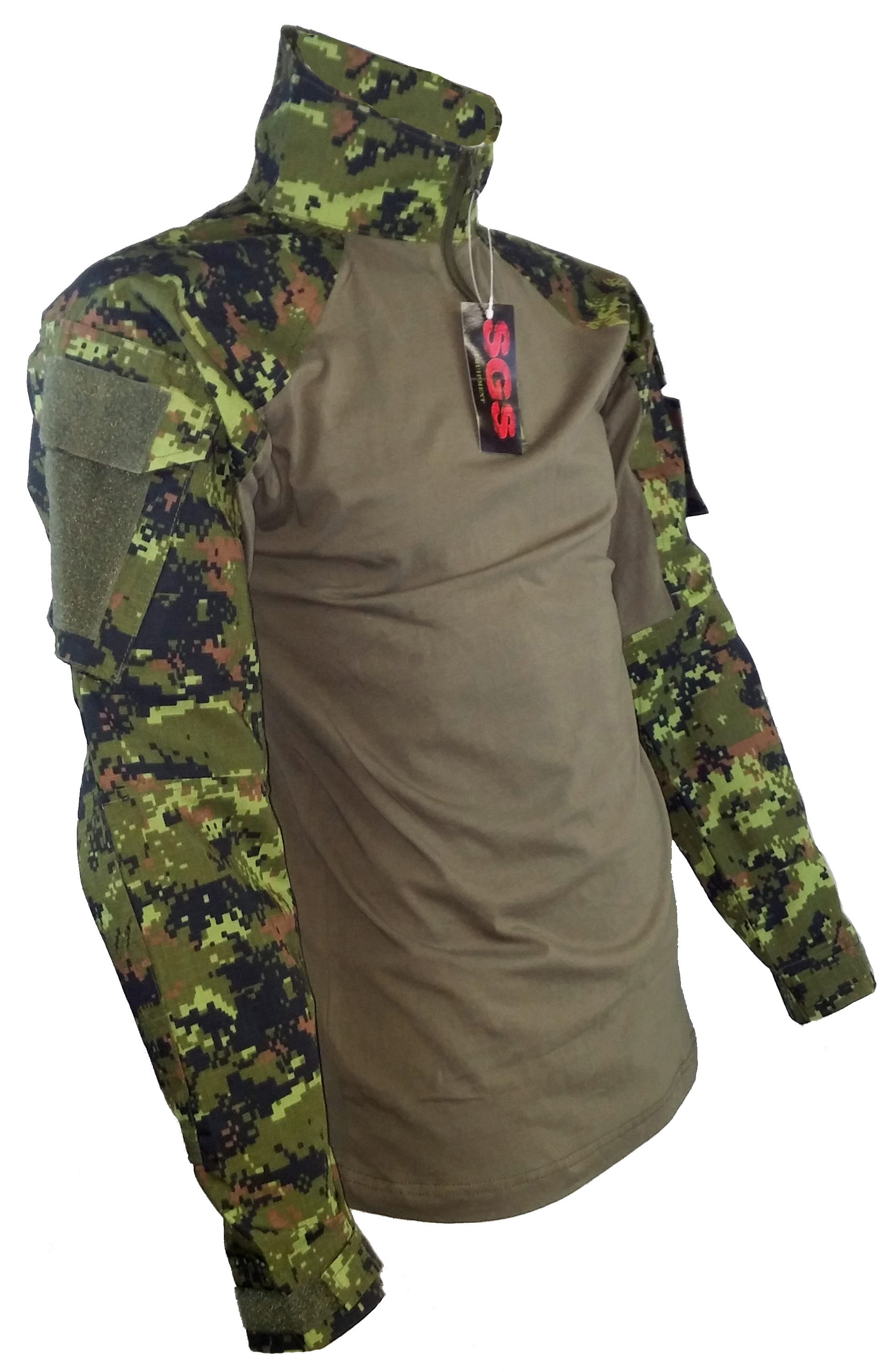 SGS Tactical sweater digital