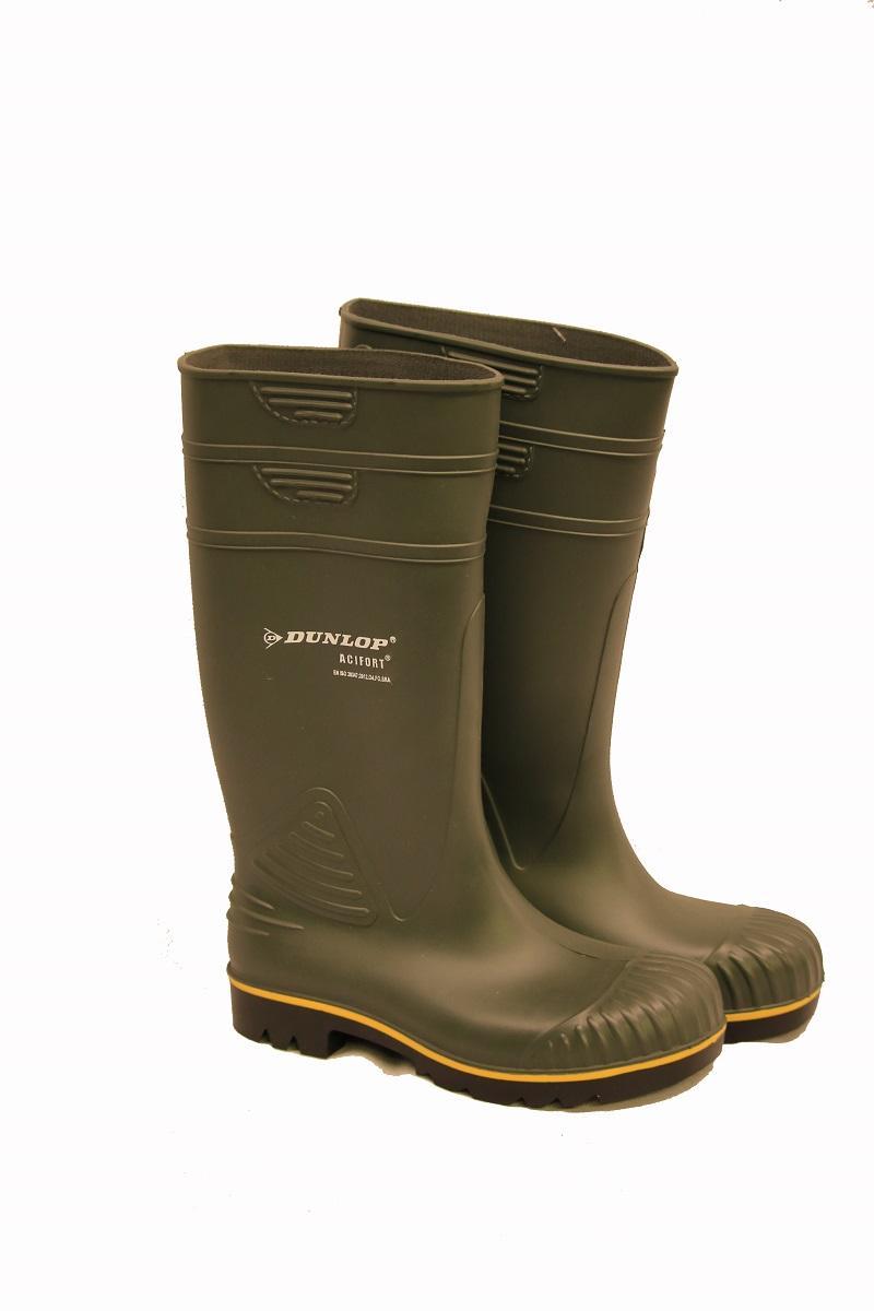 Botte Dunlop acifort