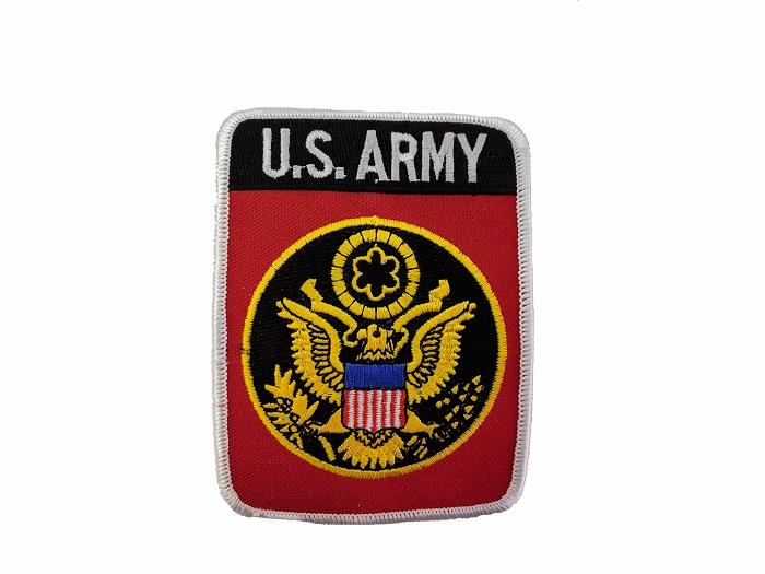 """Écusson """"U.S. ARMY"""""""