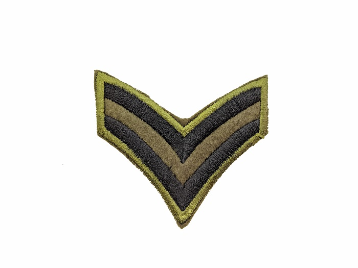 """Caporal"" patch"