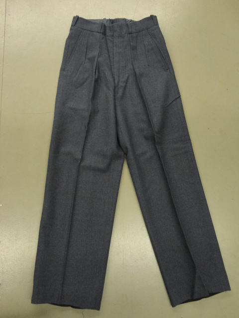 Officer wool pants