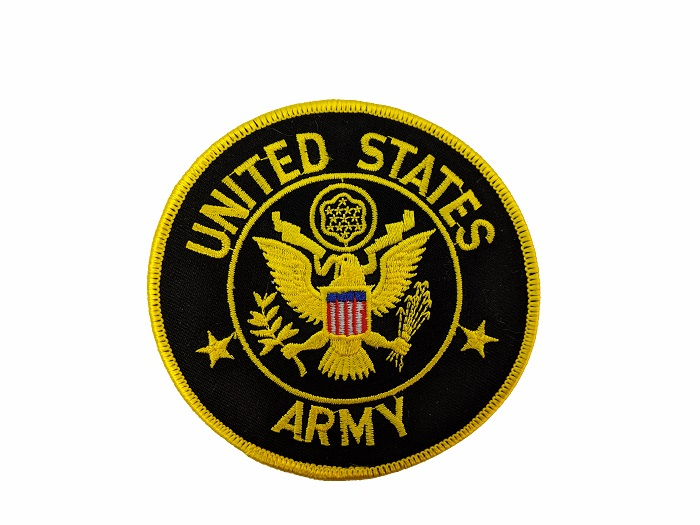 "Écusson ""United states army"""