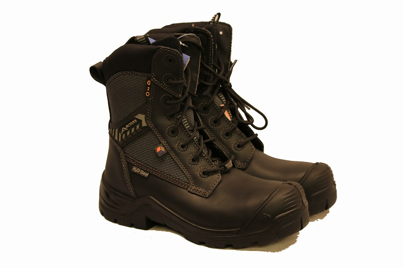 Acton G20 boot / Black