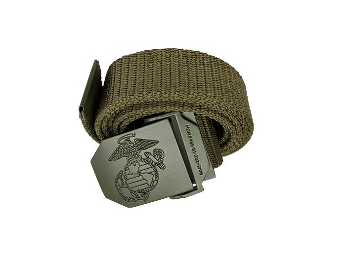 USN belt