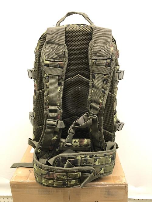 Large tactical assault pack
