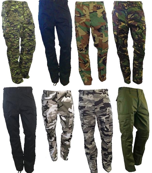 Pantalon de combat BDU SGS
