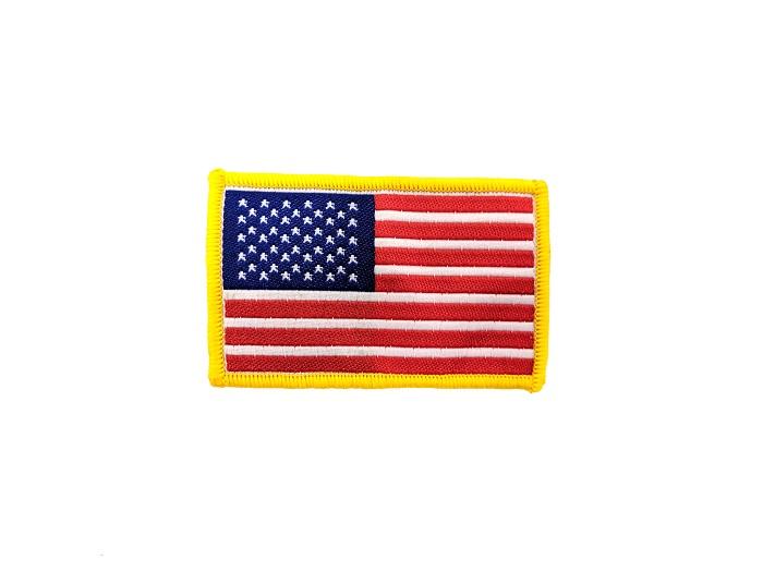 """Écusson du  """"drapeau Américain"""""""