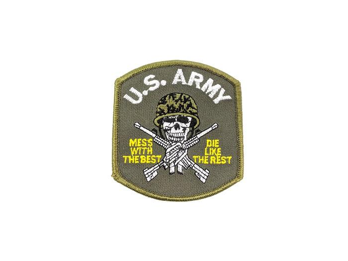 """""""U.S. ARMY"""" patch"""