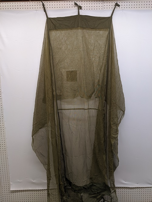 Canadian Army Mosquito Net