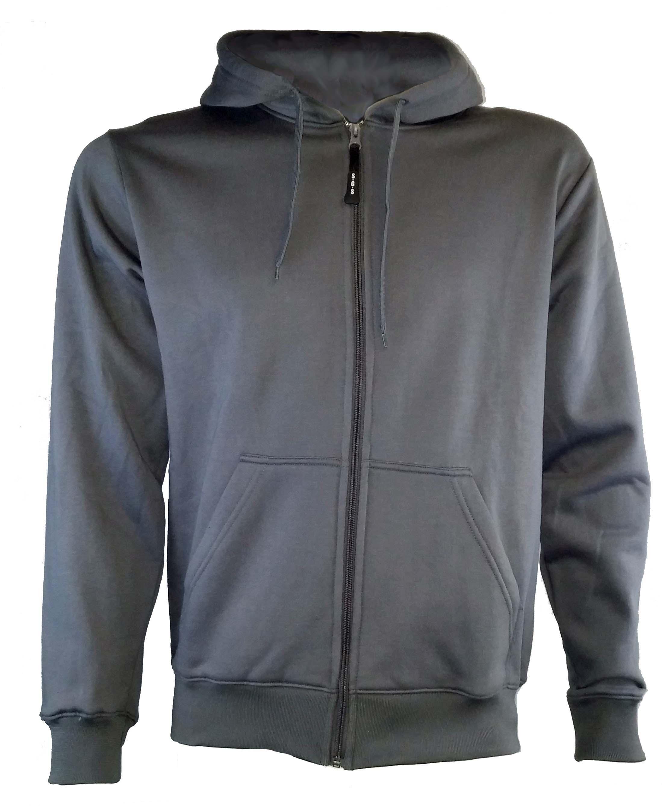 SGS Grey hoody