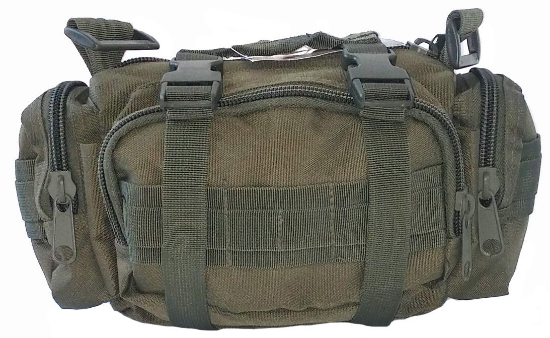 SGS Olive drab B21 bag