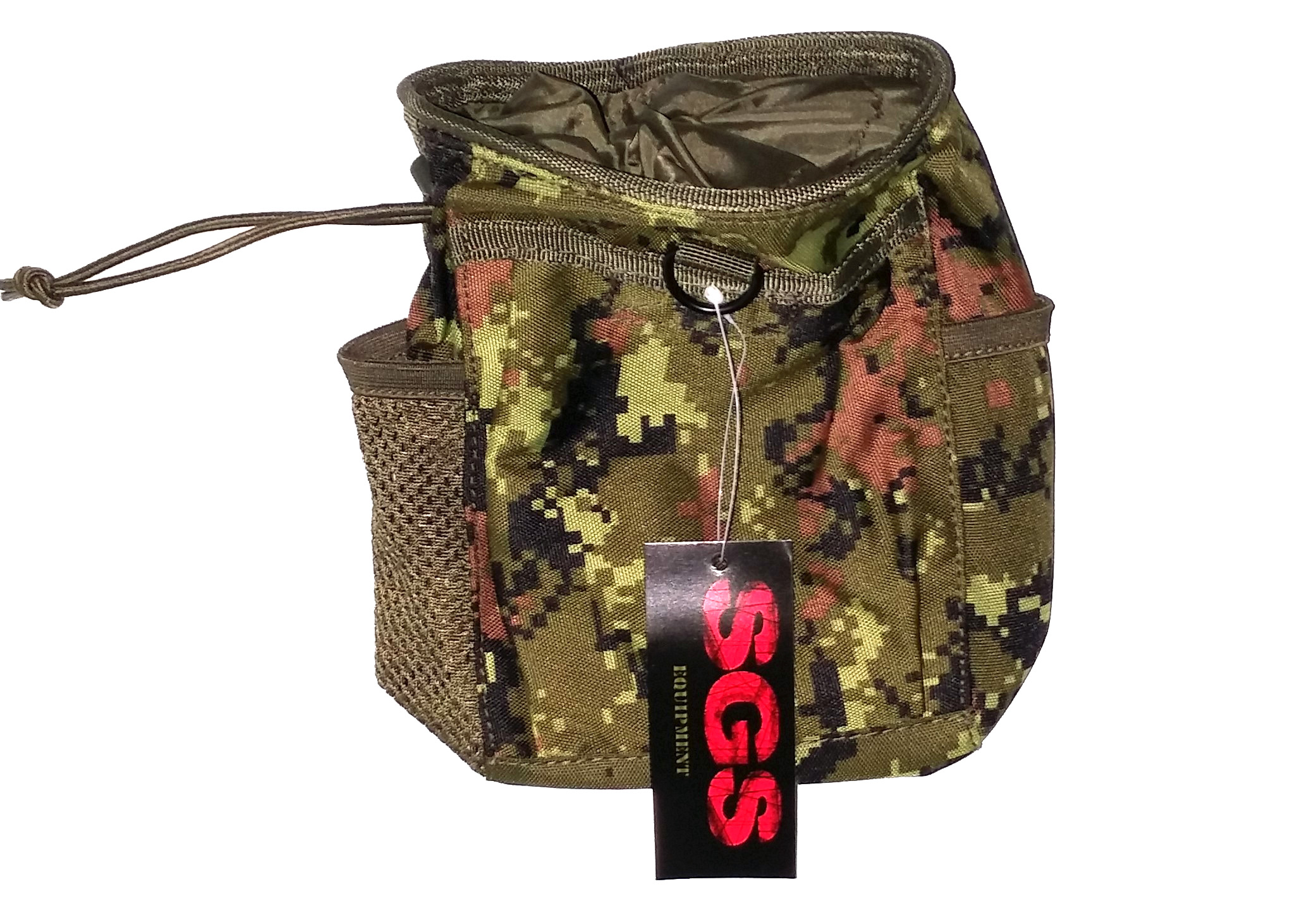 Drop pouch molle Canadian digital