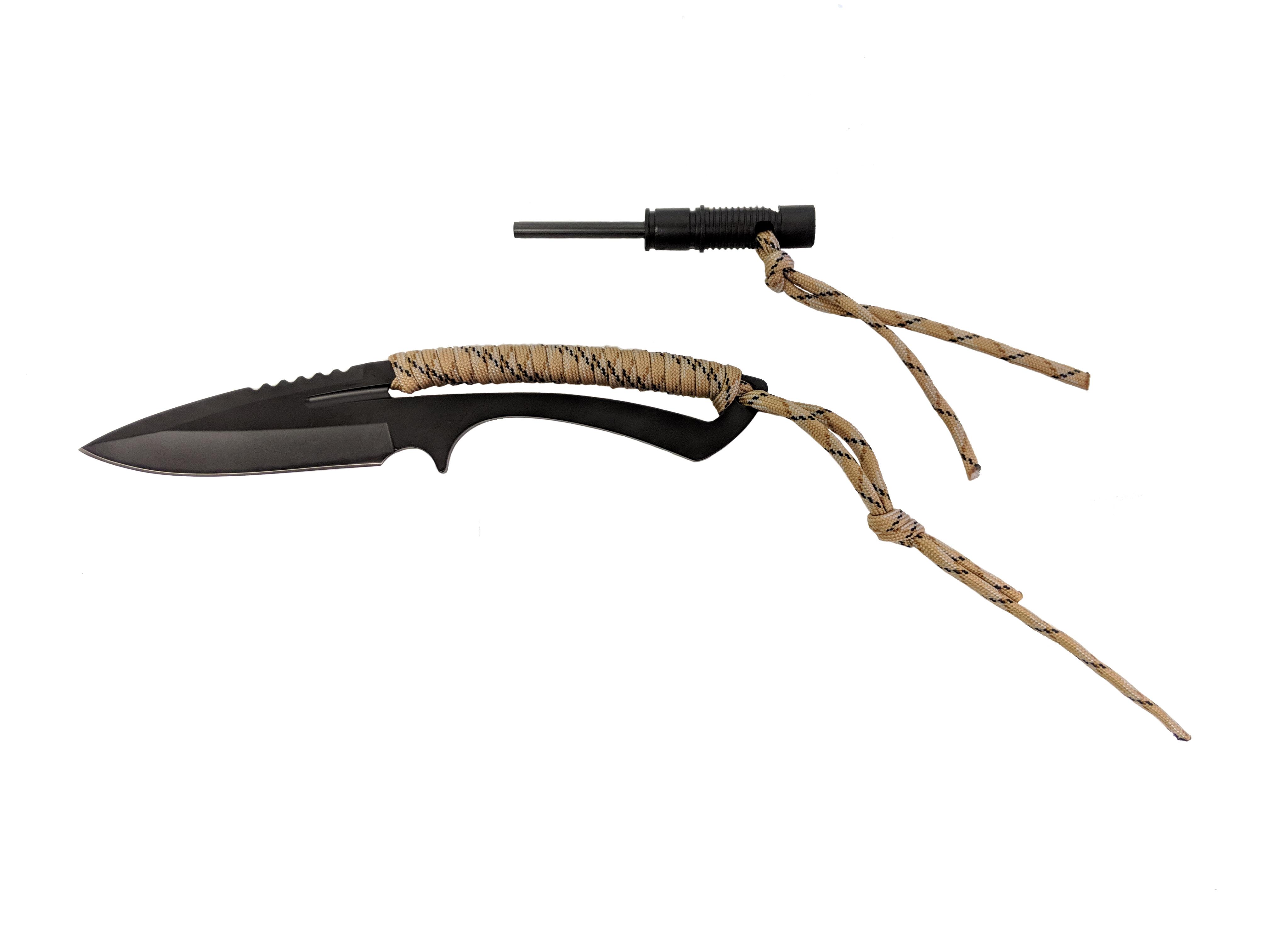 Survival knife 10031