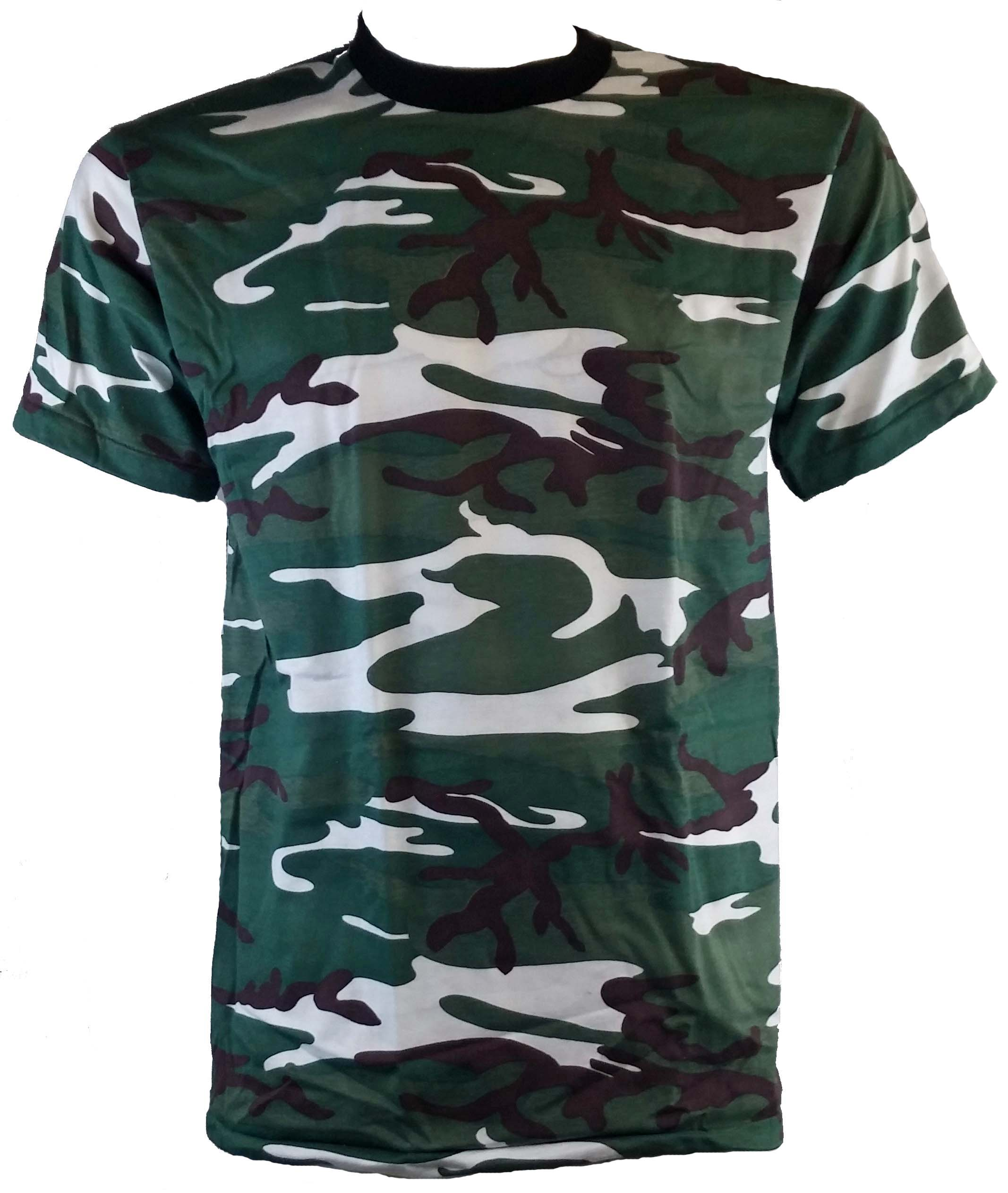 SGS Forest green T-Shirt **in sale**